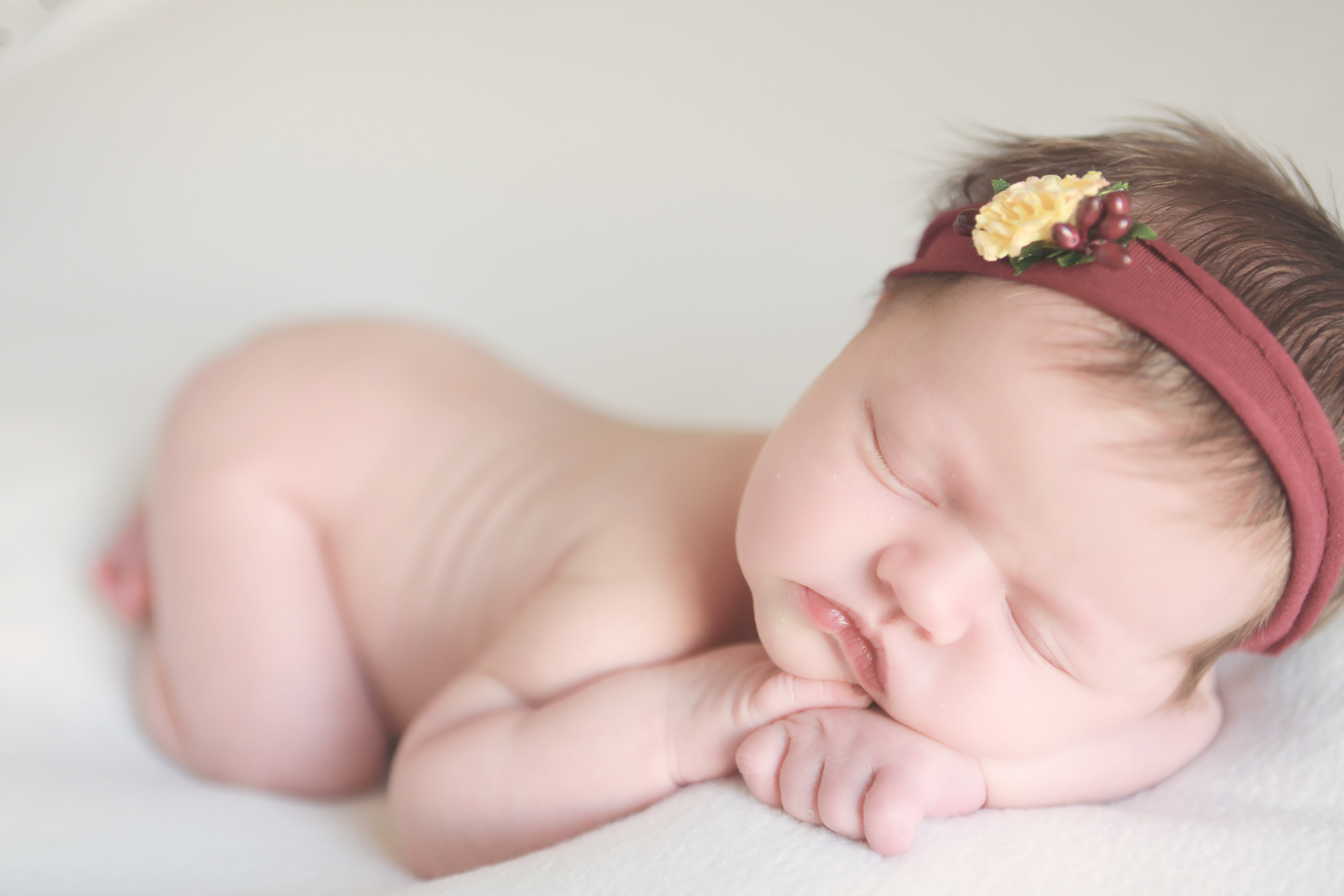 Savannah Newborn Shoot photoshoot photo by Simply Grace Photography